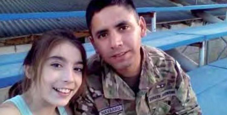 Una nena le envió una emotiva carta de agradecimiento a los soldados de Comodoro Rivadavia | El Diario 24