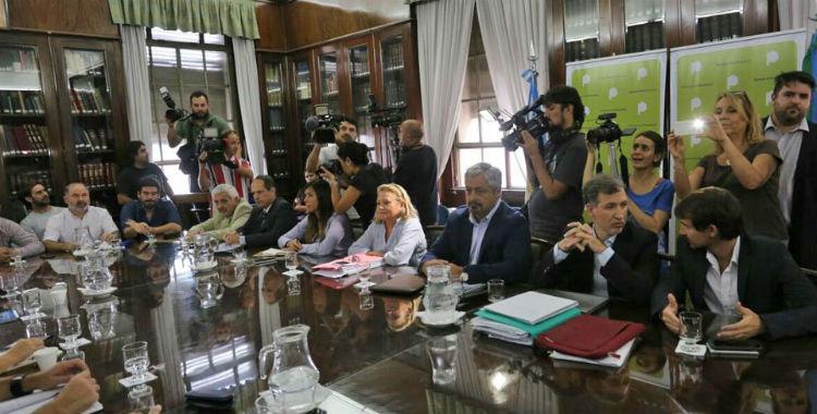 Los docentes rechazaron la propuesta de Vidal del 20% | El Diario 24