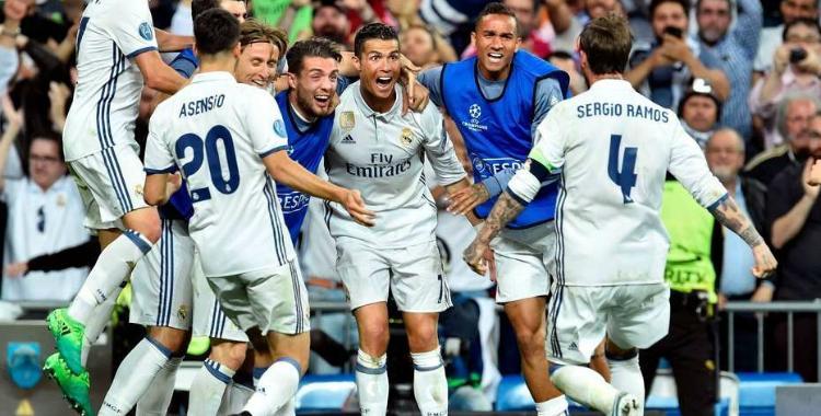 Real Madrid goleó 4-2 al Bayern Munich y clasificó a semifinales de la Champions   El Diario 24