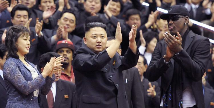 El líder de Corea del Norte cambió las reglas del basquet en su país | El Diario 24