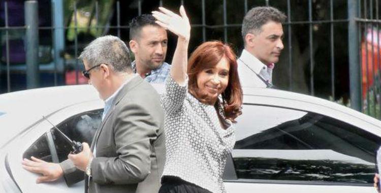 Cristina declarará el 3 de mayo contra funcionarios de Cambiemos   El Diario 24