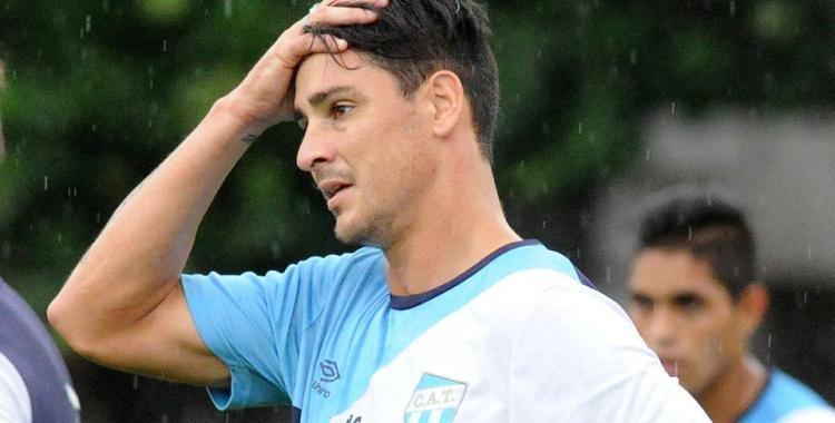 Se lesionó Zampedri y quedó descartado para el partido contra Racing | El Diario 24