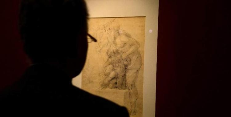 Una exposición de arte en Roma muestra bocetos nunca vistos de Miguel Ángel   El Diario 24