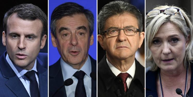 Cuatro candidatos con buenas posibilidades se enfrentan en las elecciones en Francia   El Diario 24