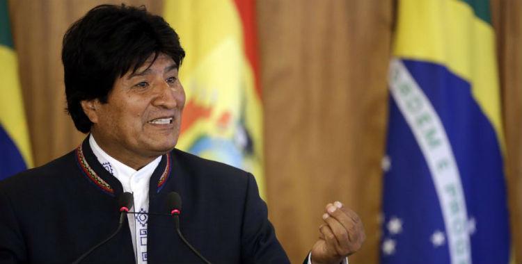 Evo Morales arremetió contra el capitalismo: para salvar la vida | El Diario 24