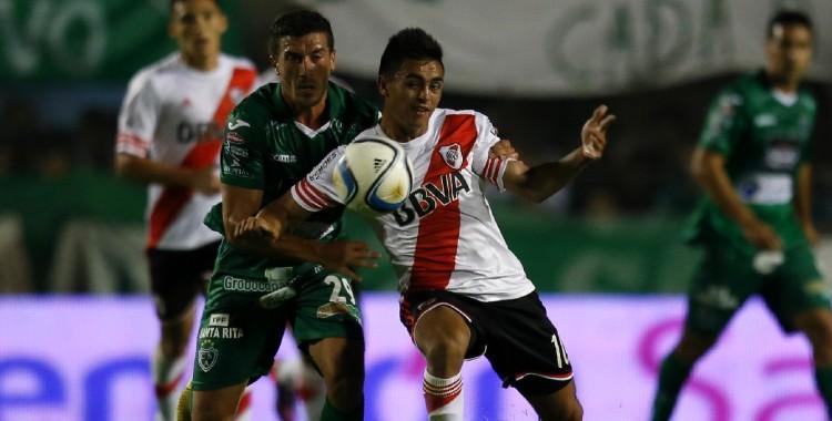 Telefé transmite en vivo River vs Sarmiento por el Torneo de Primera División 2016/17   El Diario 24