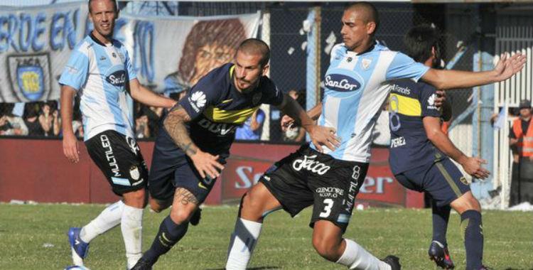 Boca empató en Rafaela y no pudo mantener la ventaja en la punta   El Diario 24