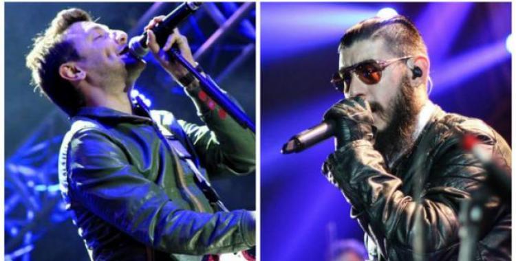 El lider de No Te Va a Gustar pidió a los fans de Ulises Bueno que le den un mensaje por cantar sus canciones | El Diario 24