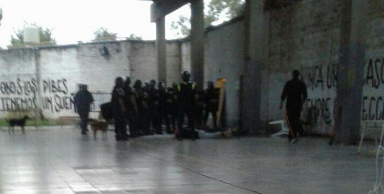 Internos del Instituto Roca iniciaron un motín el domingo por la tarde   El Diario 24