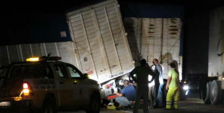 Un conductor apurado produjo un choque múltiple cerca de Las Termas | El Diario 24