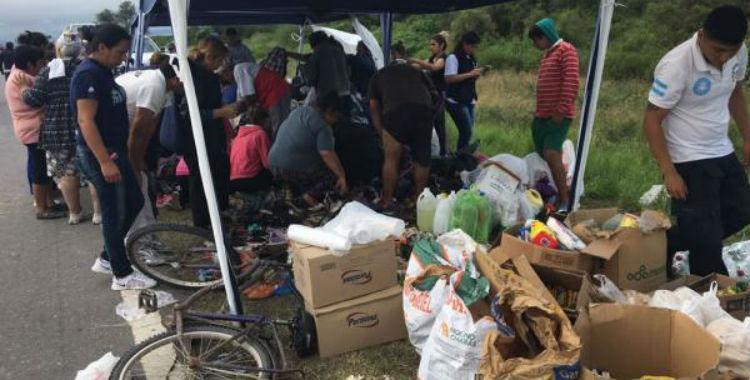 Los inundados podrán acceder a la garrafa social | El Diario 24