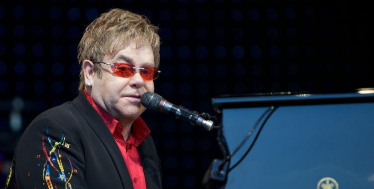 Elton John contrajo una infección después de su recital en Chile   El Diario 24