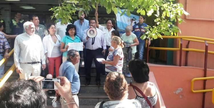 Convocan a un reclamo masivo contra la suba de los servicios   El Diario 24