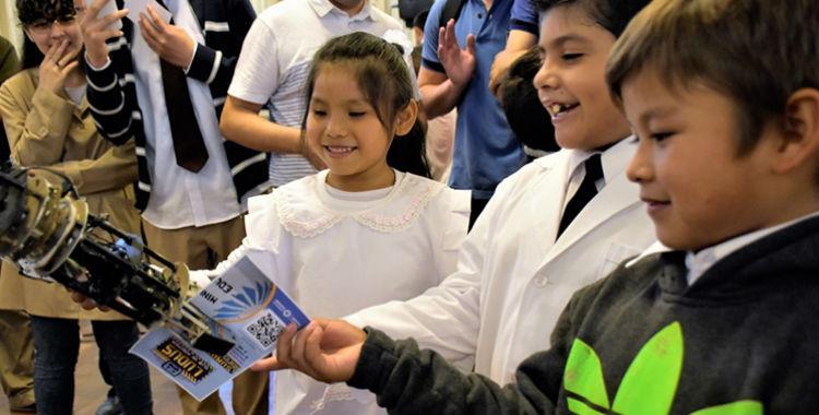El Club de robótica LUDUS fue presentado por el Ministerio de Educación   El Diario 24