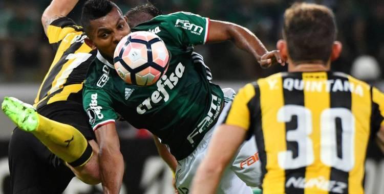 Fox Sports 2 transmite en vivo Peñarol vs Palmeiras por la Copa Libertadores 2017 | El Diario 24