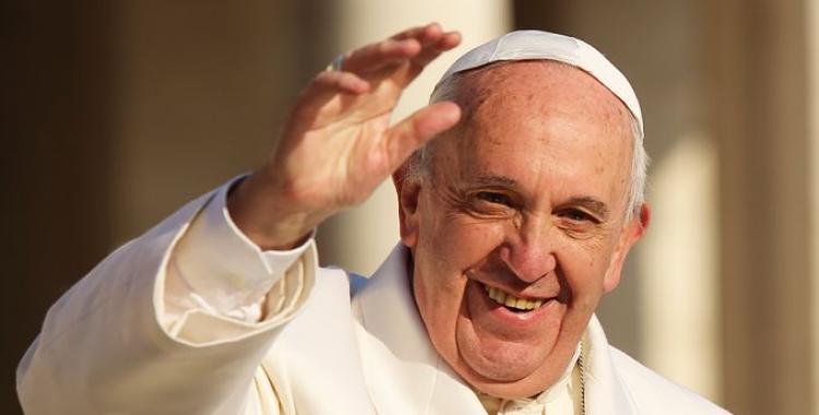 El Papa irrumpió en una charla TED con mensajes esperanzadores | El Diario 24