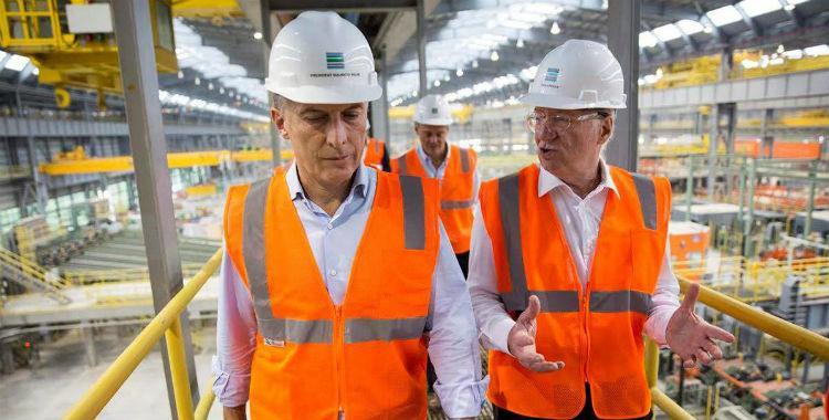 Macri invierte 1800 millones de dólares que generarán puestos de trabajo en Estados Unidos   El Diario 24