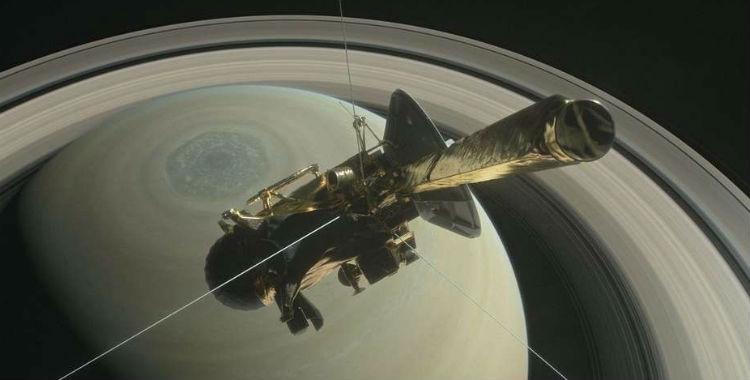 Luego de 20 años la nave Cassini llegará a los anillos de Saturno   El Diario 24