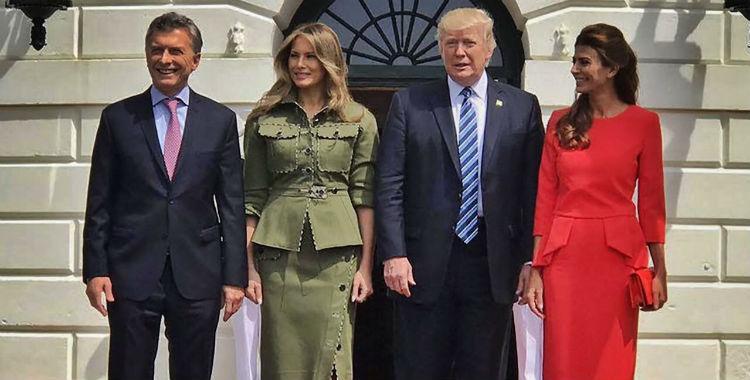 Trump calificó a Macri como un amigo al que no veía hace 25 años | El Diario 24