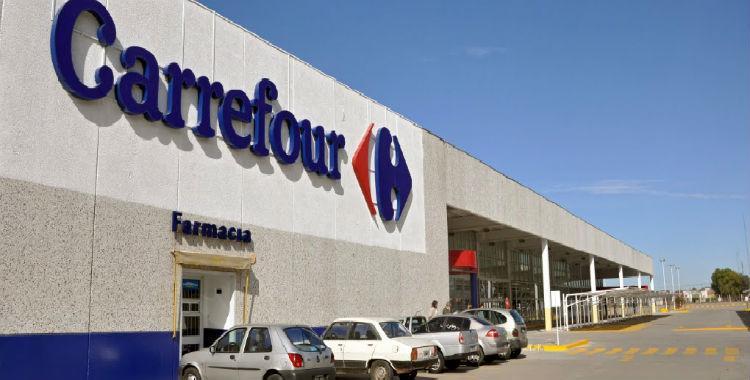 Acusan a Carrefour de vender productos de distribución gratuita | El Diario 24