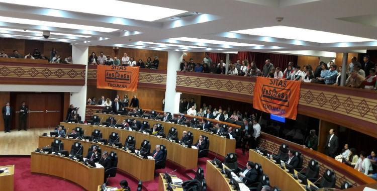 La Legislatura convirtió en ley el proyecto para proteger de agresiones a médicos y a docentes | El Diario 24