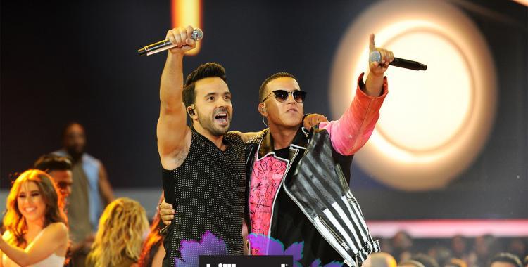 Daddy Yankee y Luis Fonsi cantaron Despacito en los premios Billboard | El Diario 24