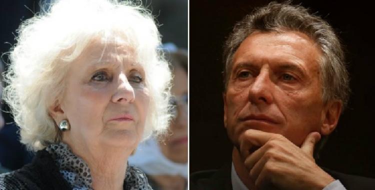 """""""Si Videla no pudo con nosotras, no va a poder Macri"""", señaló tajante Estela de Carlotto   El Diario 24"""