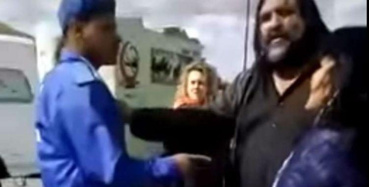 Video: Baradel defendió a un cartonero que estaba por ser detenido | El Diario 24