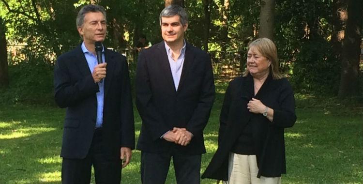 Marcos Peña habló de la causa judicial que pesa sobre el sucesor de Malcorra | El Diario 24