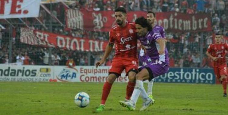 Ferro 1 vs. San Martín 0