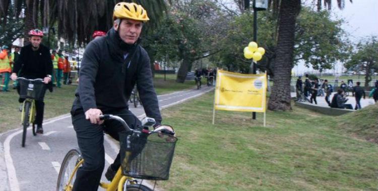 Macri inventó un cargo nuevo: Directora de Movilidad en Bicicleta   El Diario 24