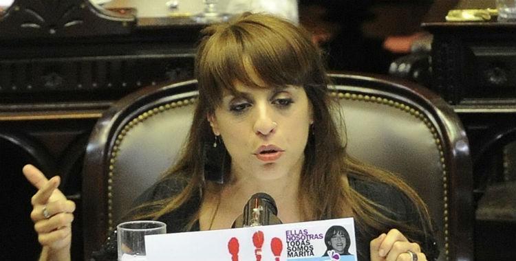 Victoria Donda le respondió a Ricardo Iorio tras sus dichos pro-dictadura | El Diario 24