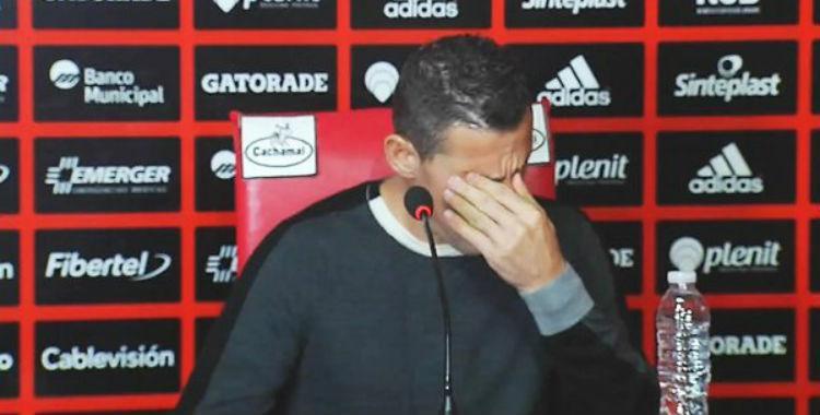 Maxi Rodríguez anunció que se va de Newell's | El Diario 24
