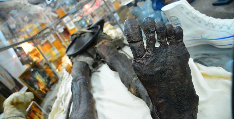 Conocé las verdades y misterios detrás de Kap Dwa, el gigante de dos cabezas de la Patagonia | El Diario 24
