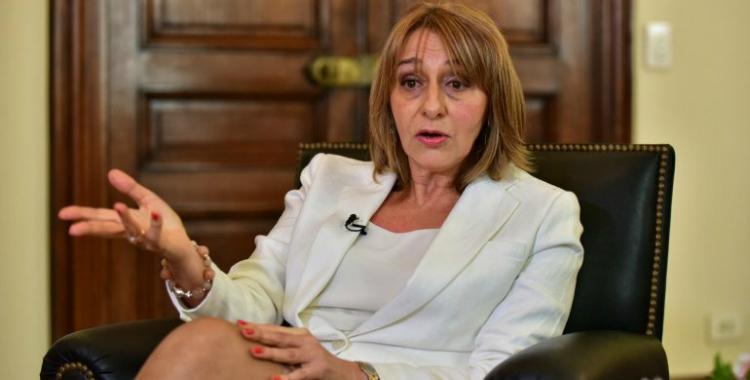 Gils Carbó consideró que el pedido de renuncia de Macri es violencia de género   El Diario 24