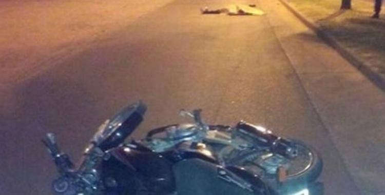 Un chico de 16 años murió tras chocar con una camioneta e impactar en otra   El Diario 24