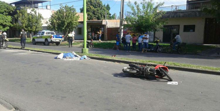 Un motociclista murió cerca de la Quinta Agronómica | El Diario 24