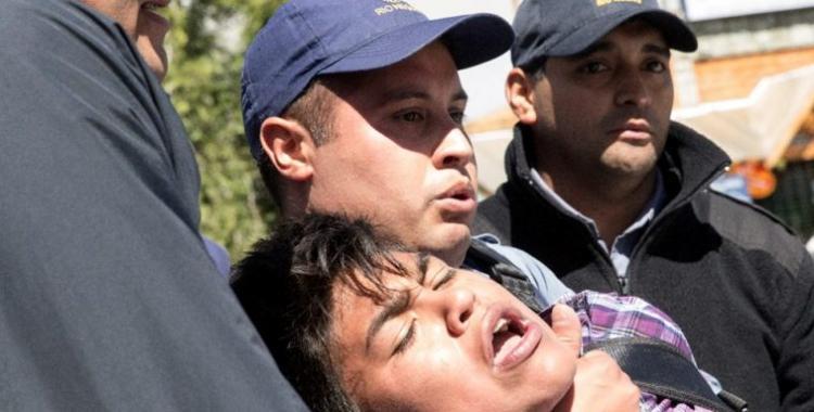 Jones Huala: 16 detenidos tras represión en Bariloche | El Diario 24