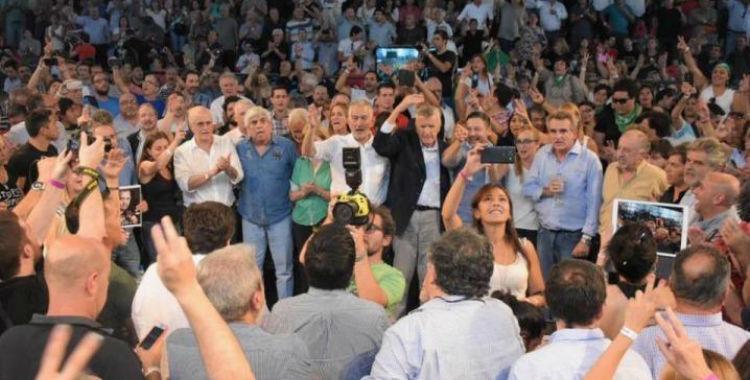 Finalizó la cumbre peronista por la Unidad en San Luis   El Diario 24