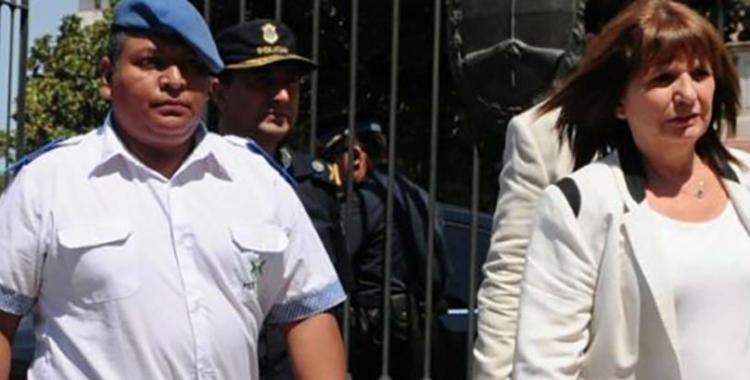 Confirman un embargo de $420 mil para el policía Chocobar | El Diario 24