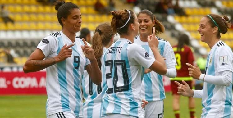 TNT Sports transmite en vivo Chile vs Argentina por la Copa América Femenina   El Diario 24