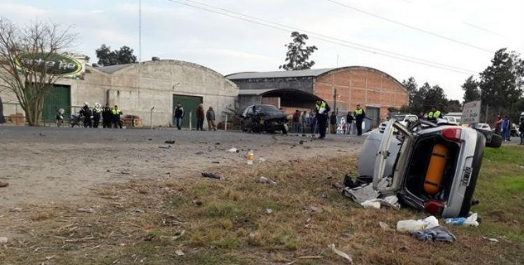 Un accidente de tránsito en Alto Verde se cobró la vida de una persona | El Diario 24