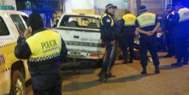 Le robaron la camioneta a un líder de la barra de Atlético: sospechan de un familiar de un jugador | El Diario 24