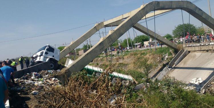 Los dirigentes de la oposición pidieron que se investigue el derrumbe del puente   El Diario 24