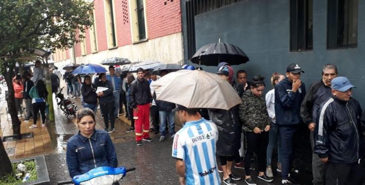 ¿Clásico tucumano bajo el agua? En Atlético afirman que se juega   El Diario 24