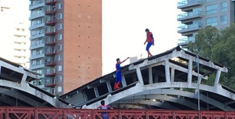 Se cayó de un techo y terminó internado por imitar al videojuego Fornite | El Diario 24
