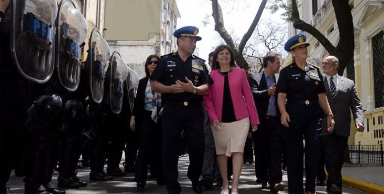 El Gobierno habilita a las fuerzas de seguridad federales a disparar a sospechosos en fuga   El Diario 24