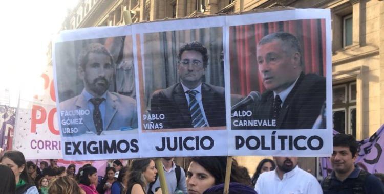 Marchas y paro de mujeres contra la impunidad en el femicidio de Lucía Pérez | El Diario 24