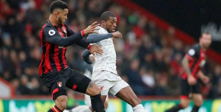 ESPN 2 transmite en vivo Bournemouth vs Liverpool por la Premier League 2018/19 | El Diario 24
