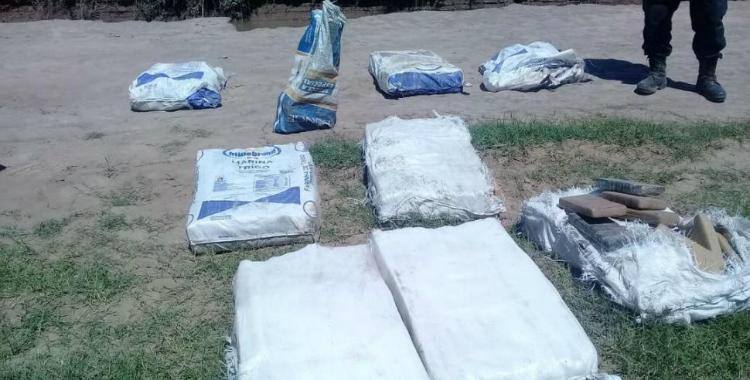 Los 273 kilos de marihuana incautados en Taco Ralo fueron valuados en $5,4 millones   El Diario 24